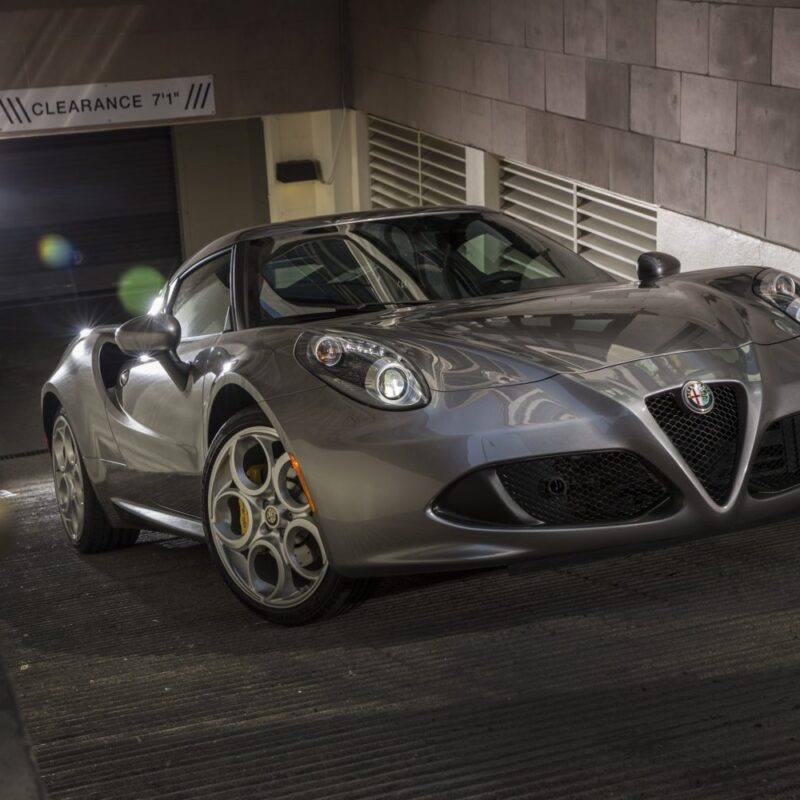 "2016 Alfa Romeo 4C Wins Inaugural ""Buyer's Choice Award"