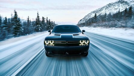 The All-Weather 2017 Dodge Challenger GT AWD