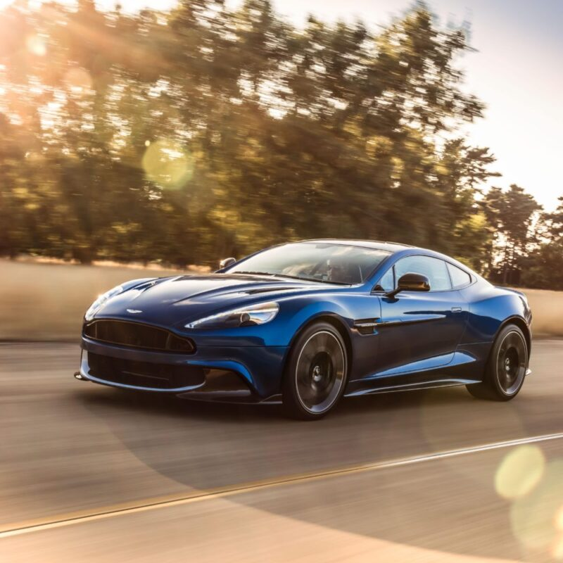 All I Want For Christmas Is The Aston Martin Vanquish S Test Drive And Review
